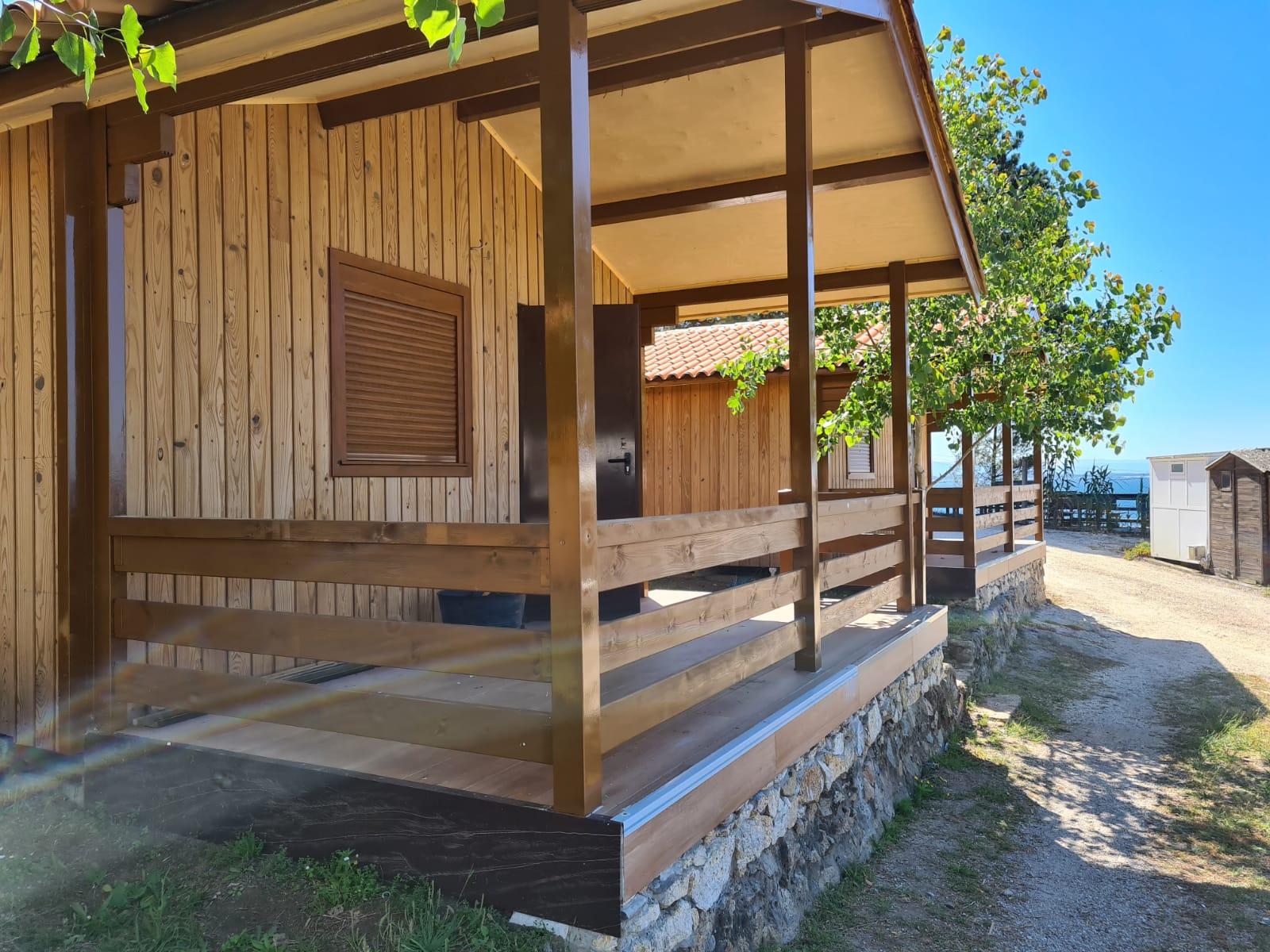 Bungaló Camping Playa